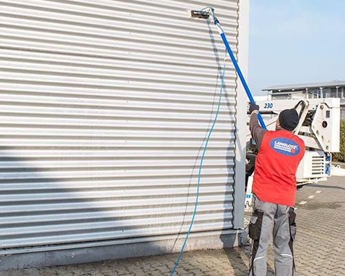 Langlotz Fassadenreinigung