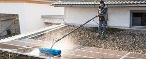 Langlotz Photovoltaikreinigung